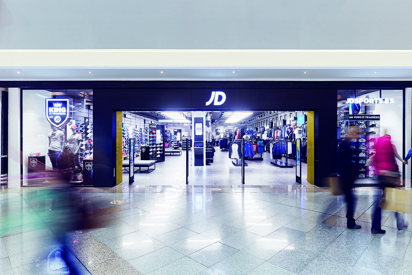 JD Sports refutes health and safety claims