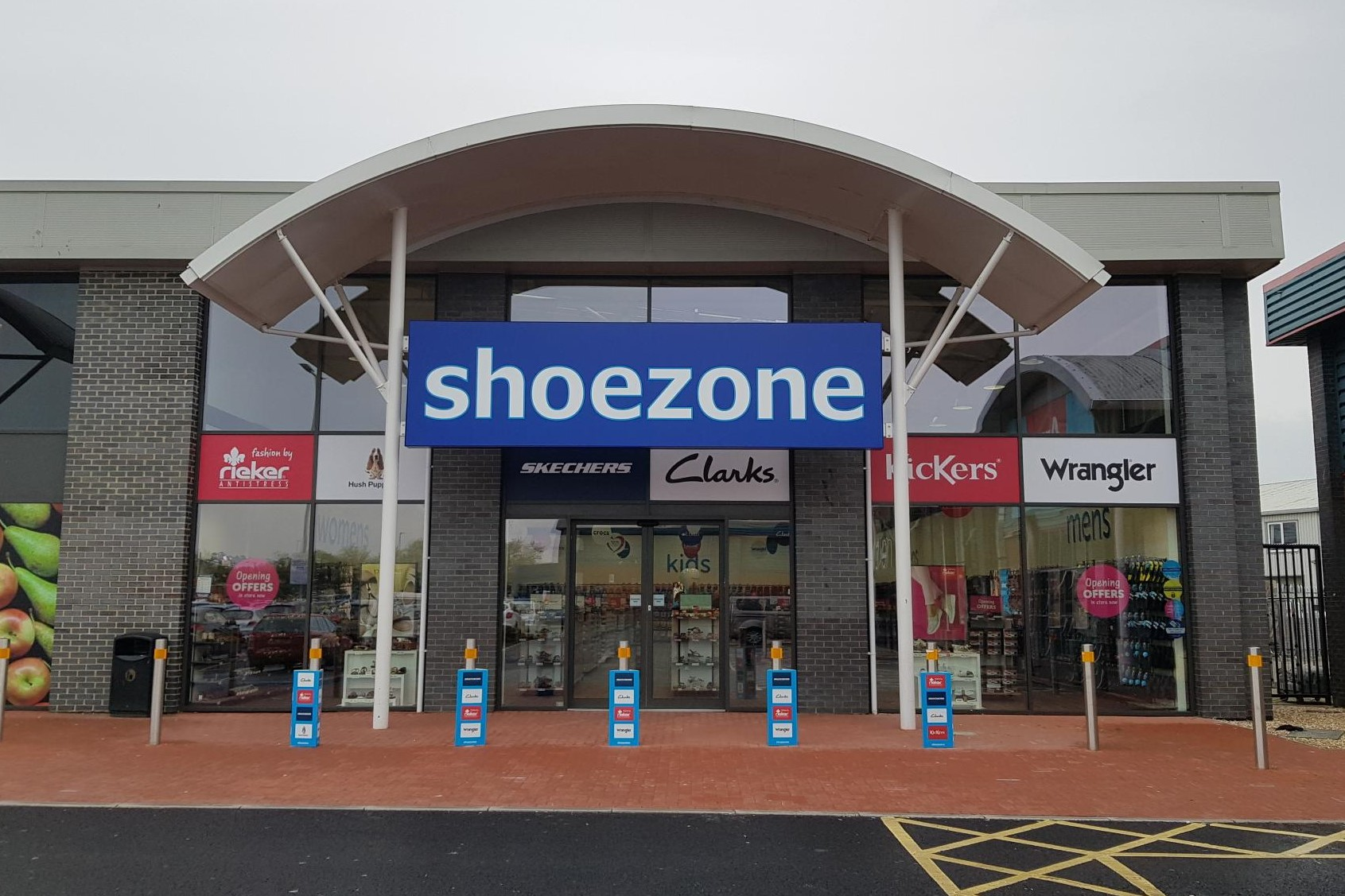Rent reductions keep Shoe Zone competitive