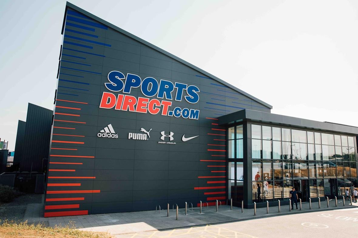 Sports Direct Revenues Rise Plus sports fashion, clothing & accessories. sports direct revenues rise