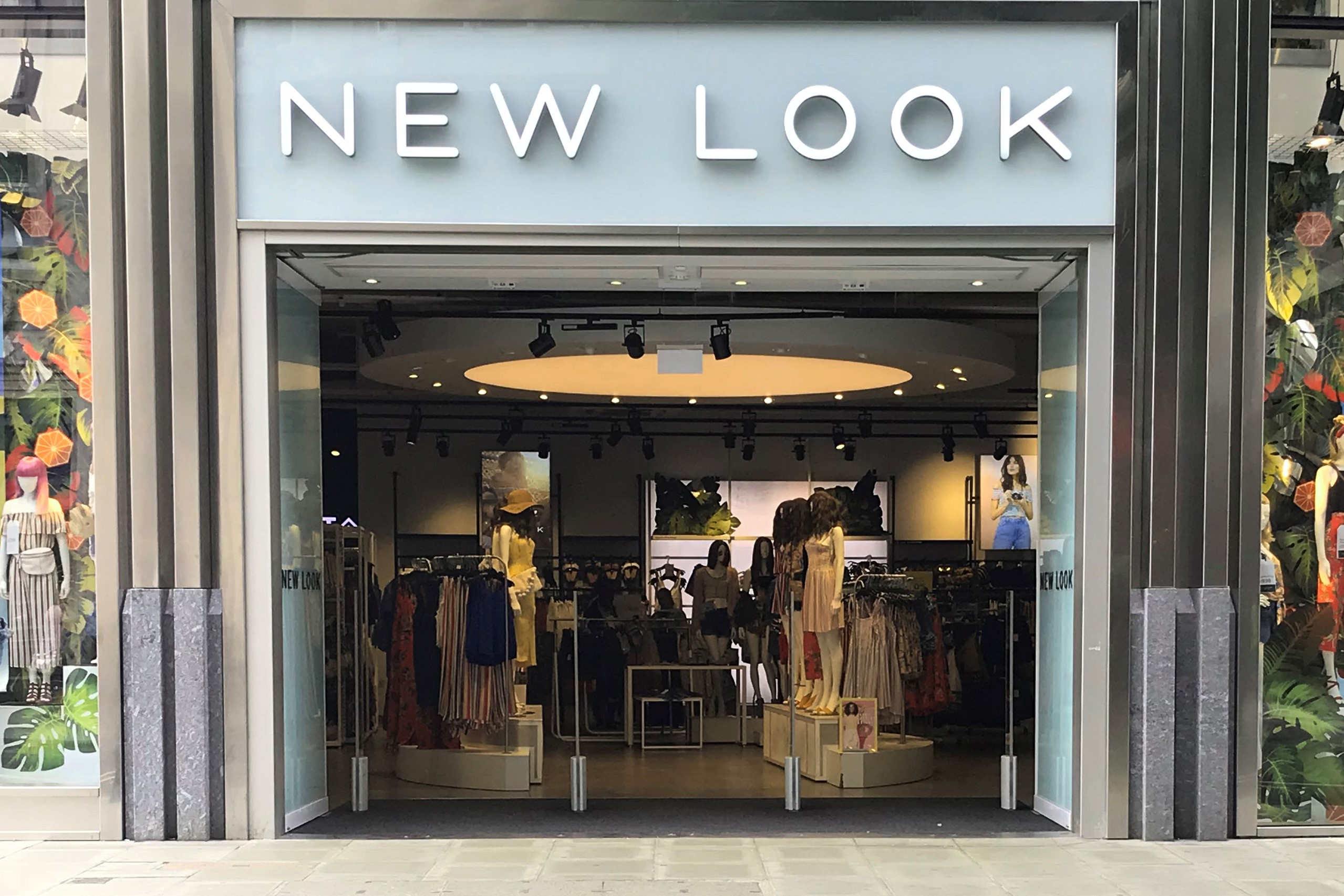 Boohoo Circles New Look