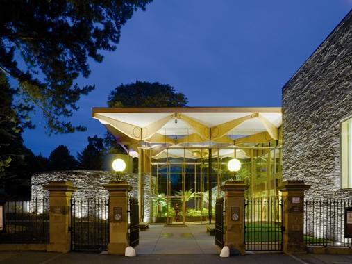 Cullinan Completes Visitor Centre For Edinburgh S Botanic