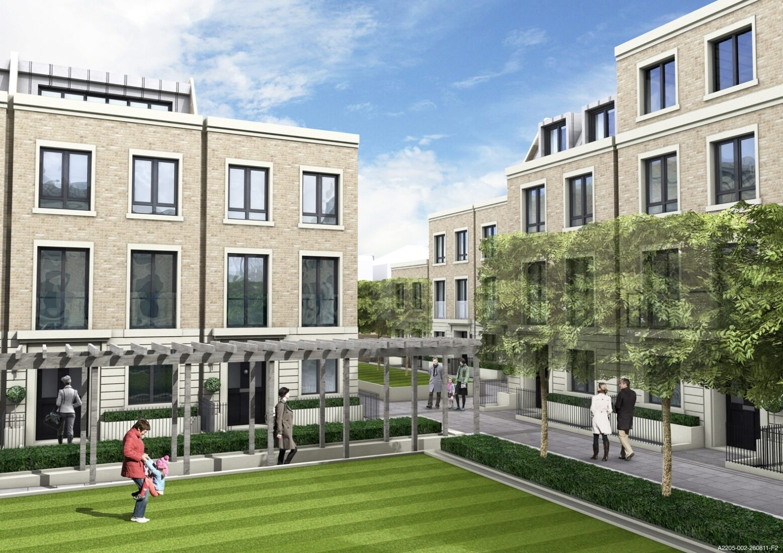 Assael Scoops Planning For 100m London Square