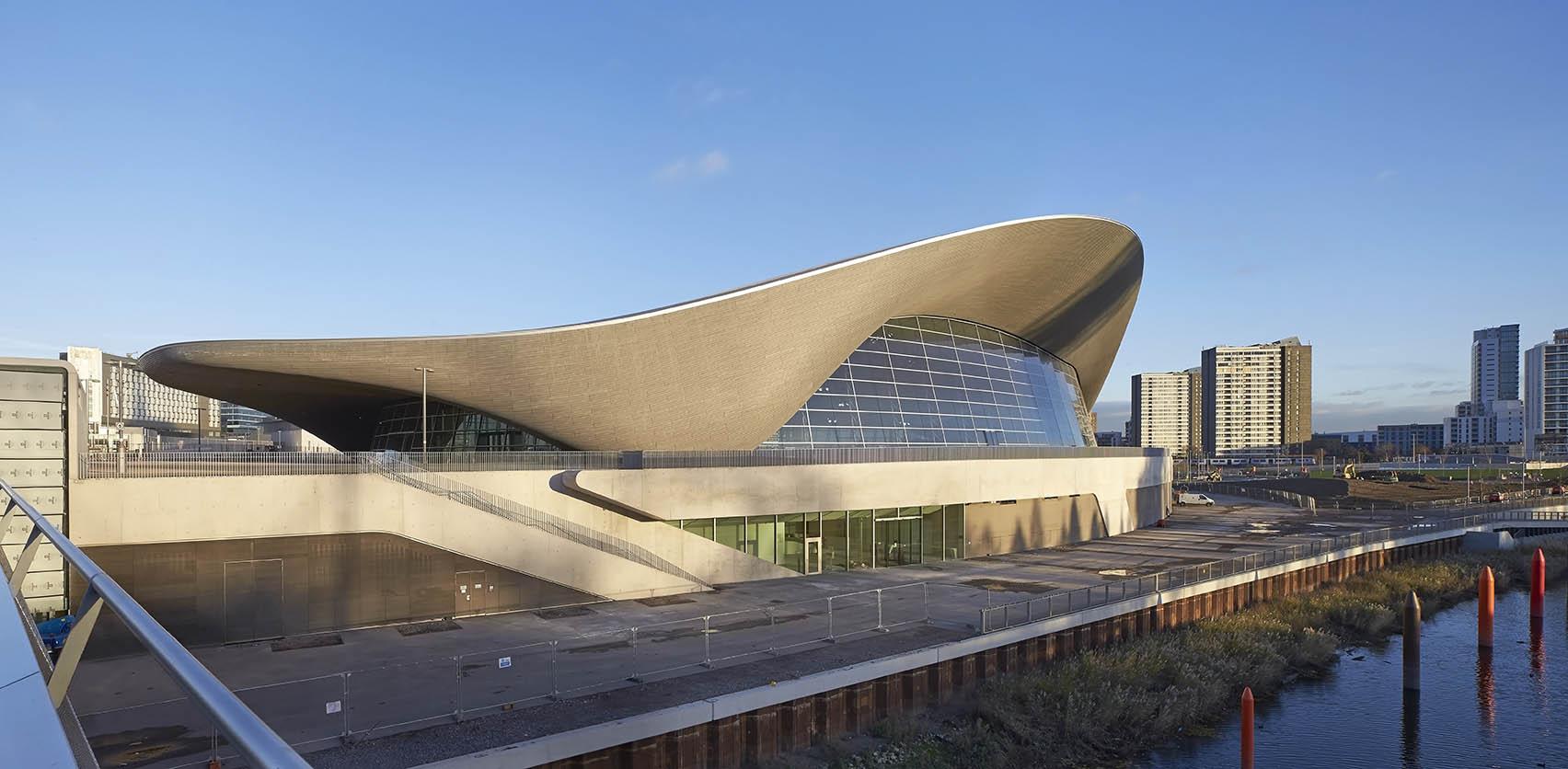 London Aquatics Center | The Architects Journal