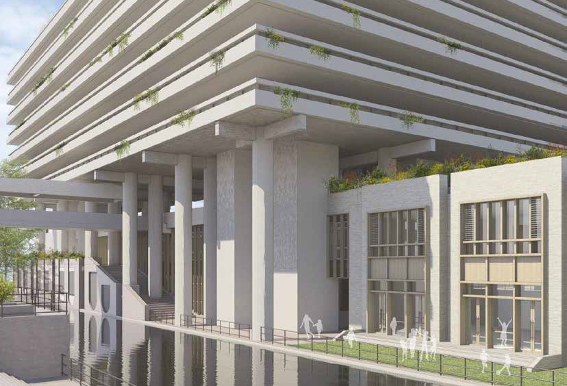 Barbican Estate Outcry Over Major Threat From Nicholas Hare S School Expansion Plans