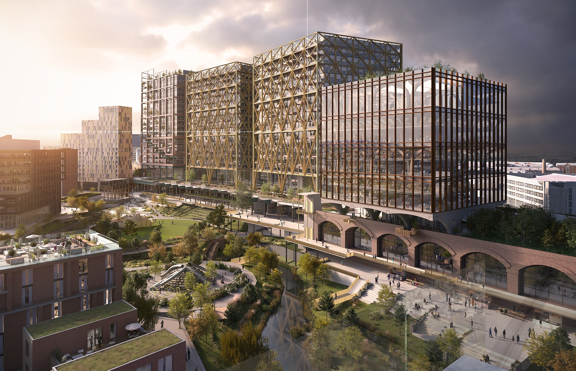 Architects' projects to benefit from £900m boost