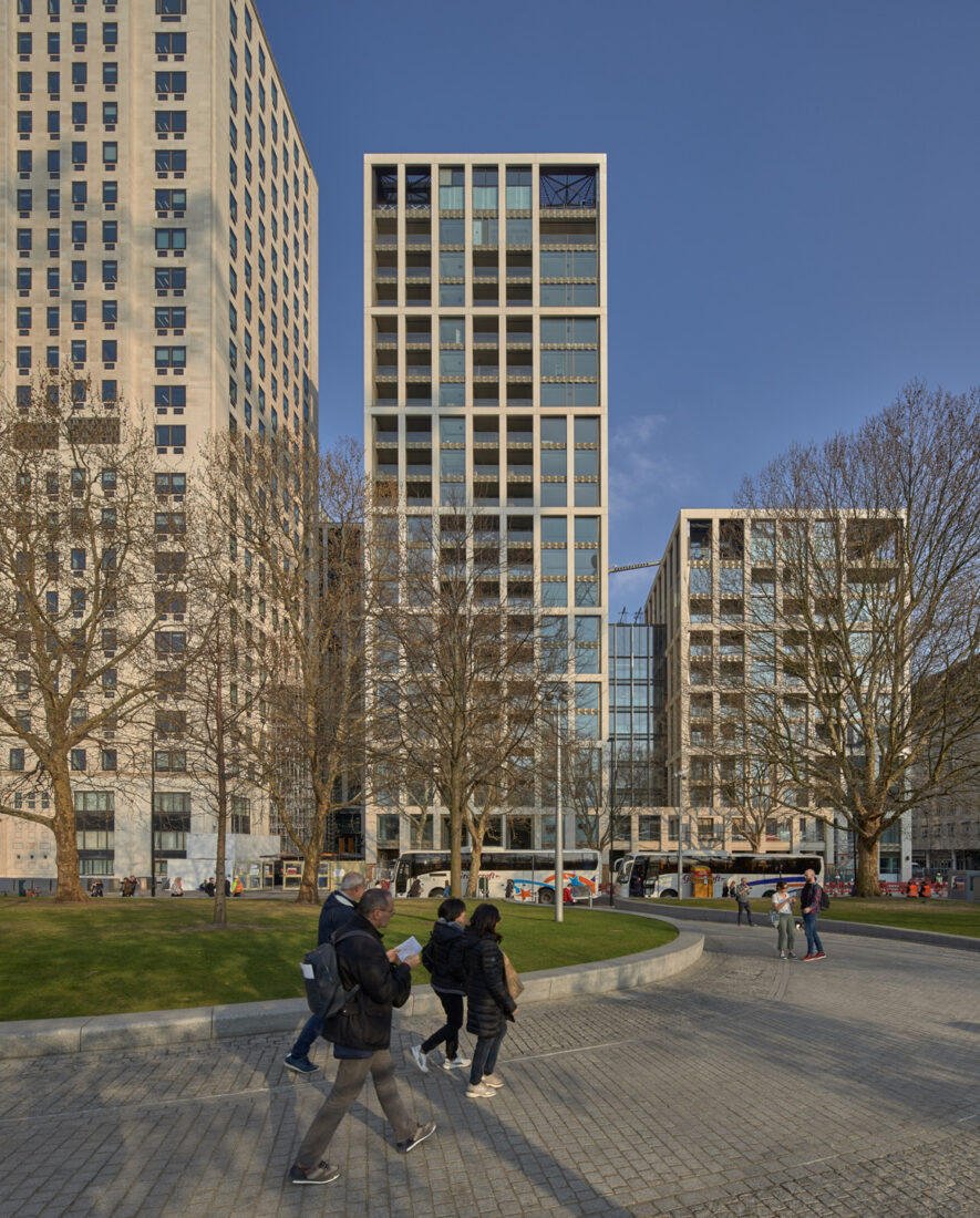 GRID ARCHITECTS WIN PLANNING APPROVAL FOR RESIDENTIAL