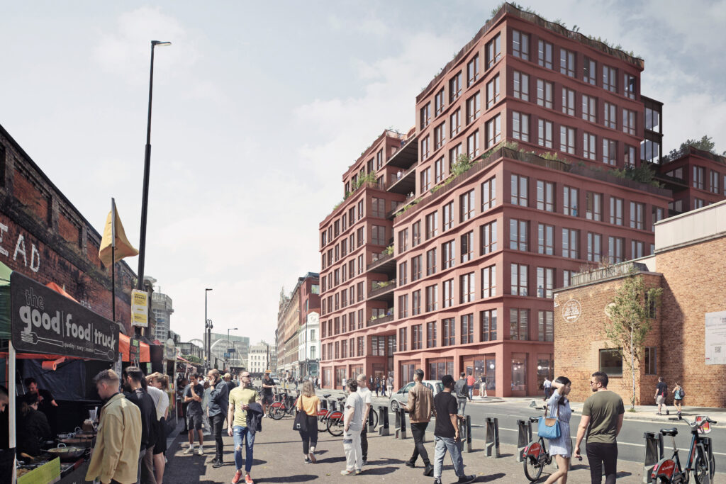 Morris+Company set to win approval for Shoreditch office block