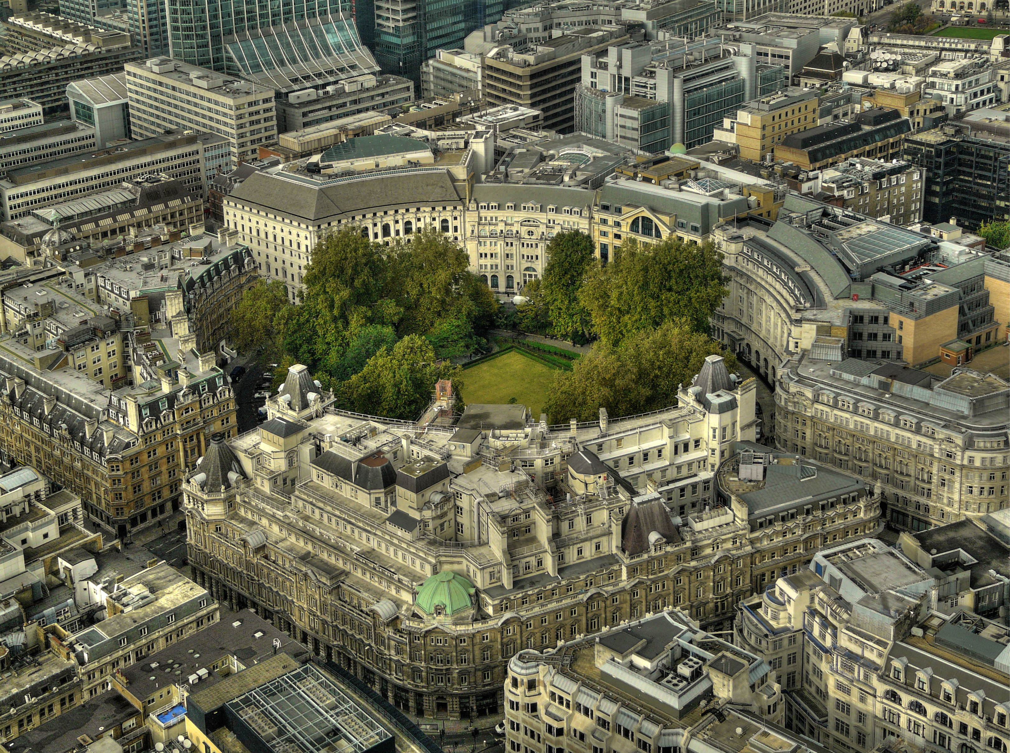 Shortlist in Finsbury Circus contest revealed