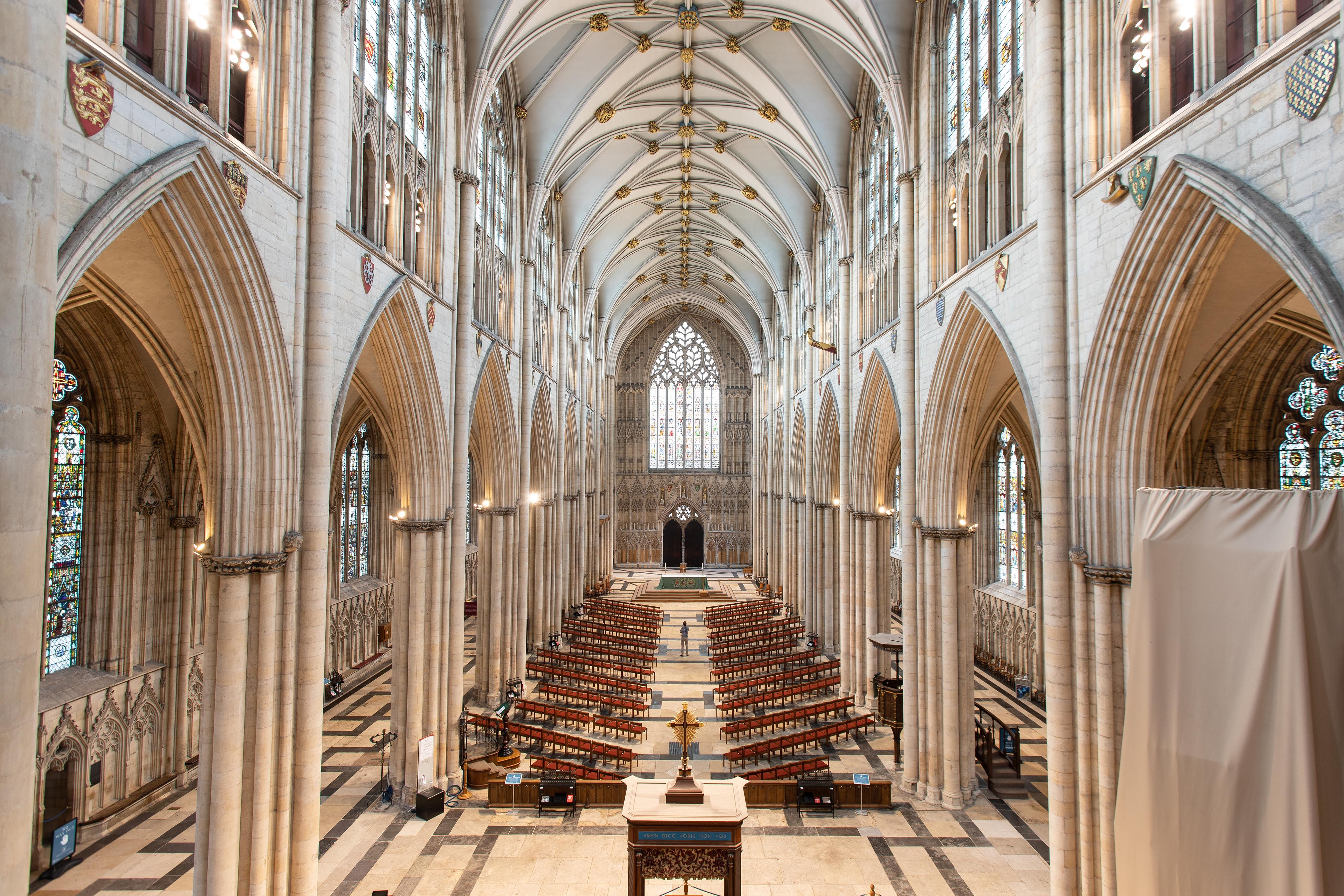 Well-known conservation architect to oversee York Minster