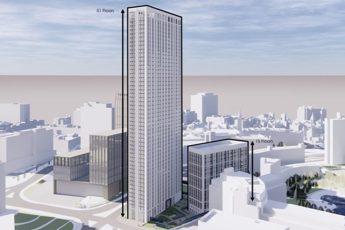 Birmingham Council set to approve Glancy Nicholls skyscraper - again