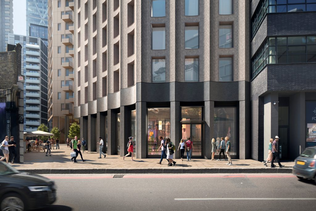 Buckley Gray Yeoman wins consent for 12-storey Shoreditch hotel