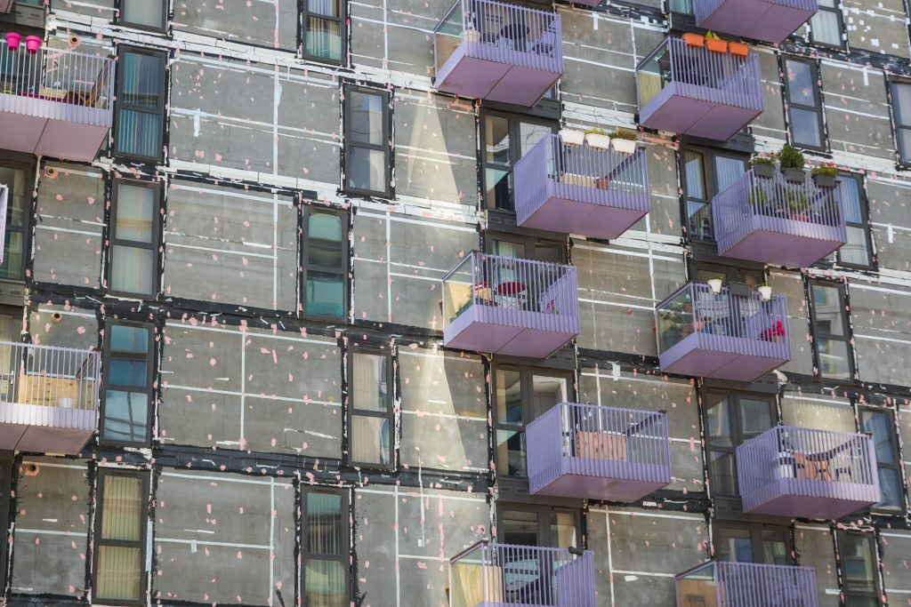Government to raise taxes on housebuilders to fund cladding removal