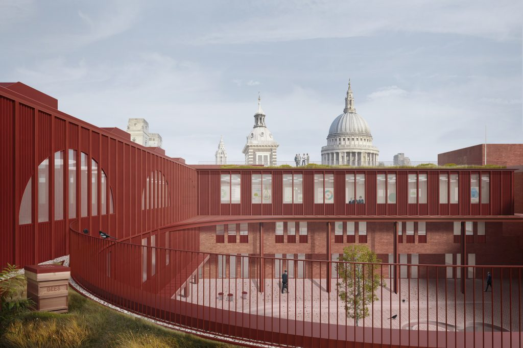 Morris+Company and Freehaus win City of London School revamp