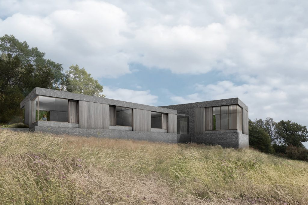 Bindloss Dawes wins planning for Paragraph 79 home for wheelchair user