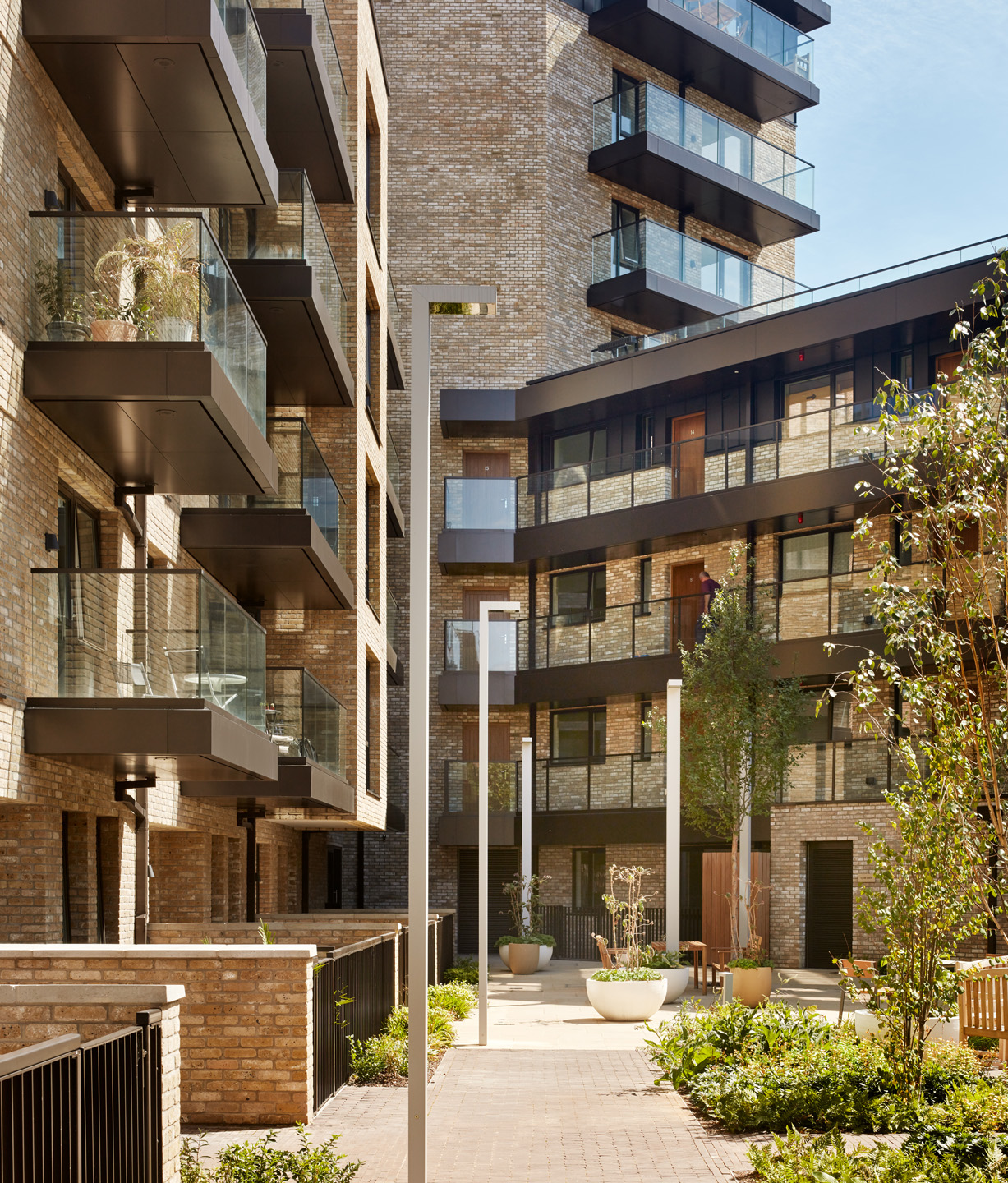 St Leonards Court by Child Graddon Lewis photography by Alan Williams 13
