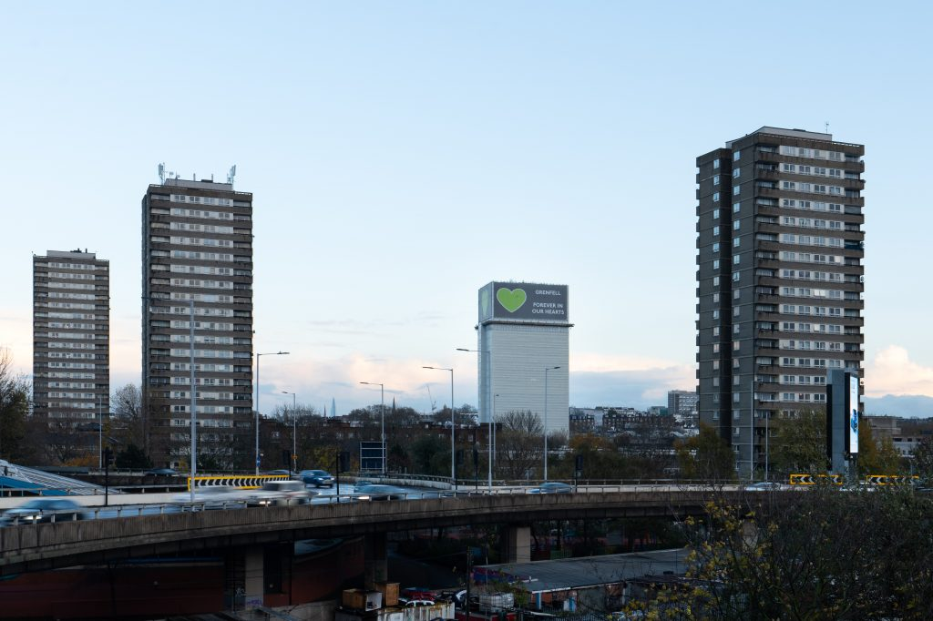 London Fire Brigade 'extremely concerned' about rise in unsafe buildings