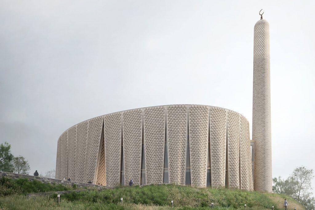 Ex-Fosters and SOM architect wins RIBA Preston mosque contest