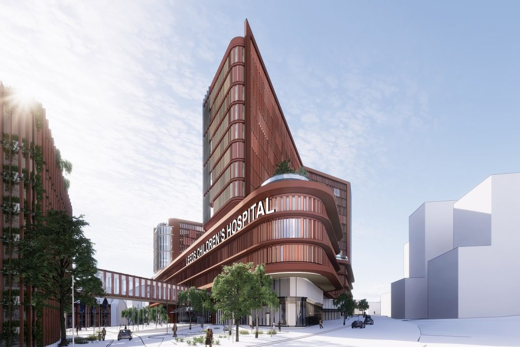 BDP ousted by rival bidder on £600m Leeds hospital job