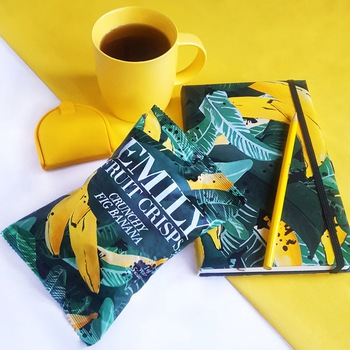 Banana lifestyle yellow tea