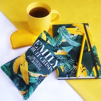 Banana lifestyle yellow tea