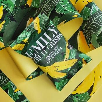 Banana paper art design