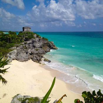 Tulum mexico loong