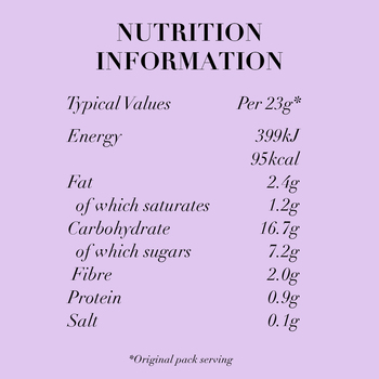 Nutritionals springgreens 2017