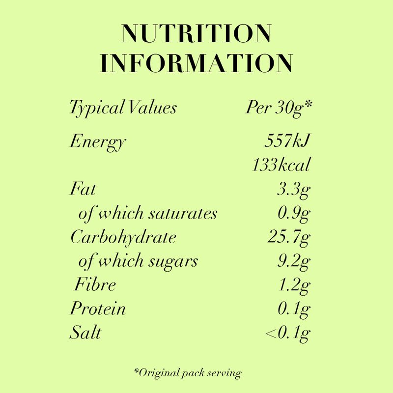 Nutritionals pineapple 2017