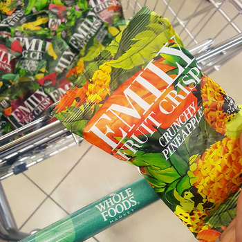 Stockers wholefood pineapple