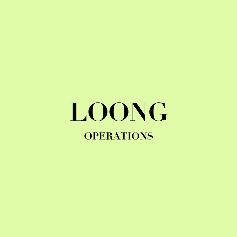 Loong name occupation