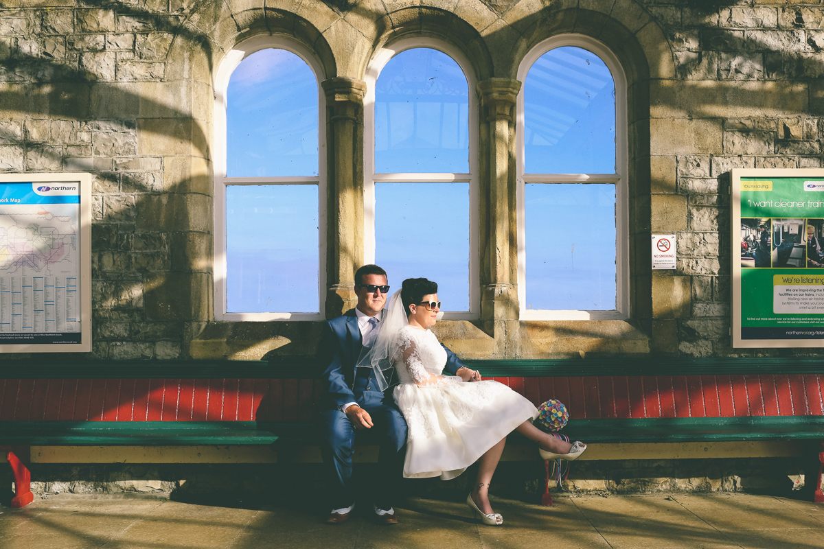 Grange Over Sands Wedding Photography