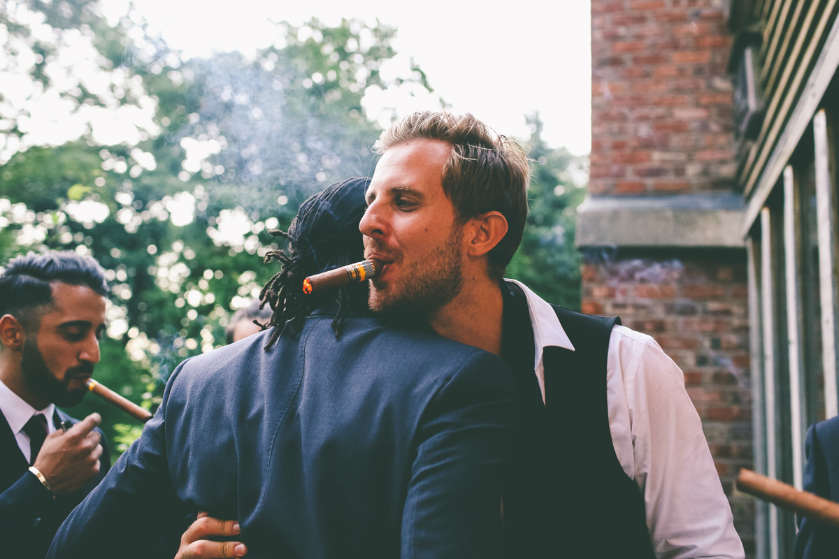 Wedding-Cigar