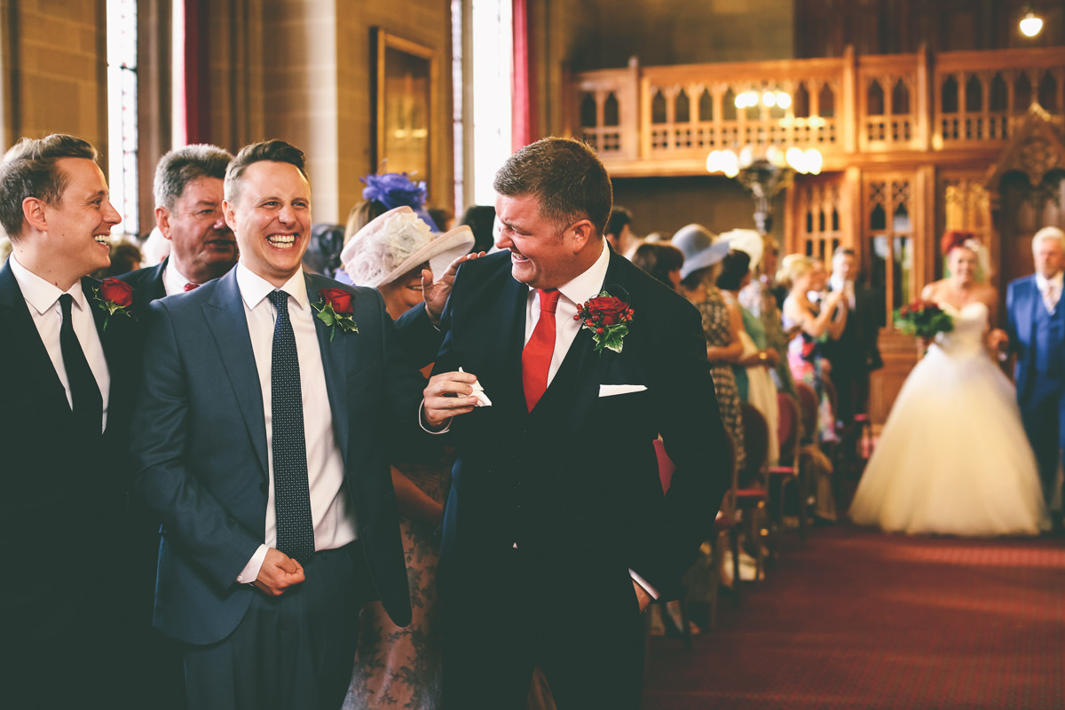 Town Hall Wedding Photography Manchester