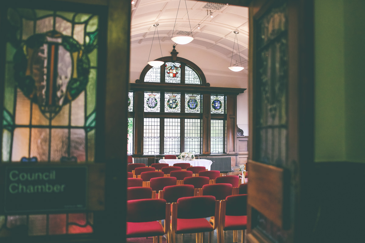 Altrincham Town Hall Wedding Venue