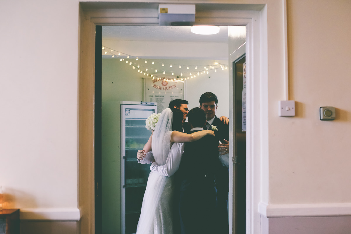 Wedding Photography Dunham Massey Village Hall