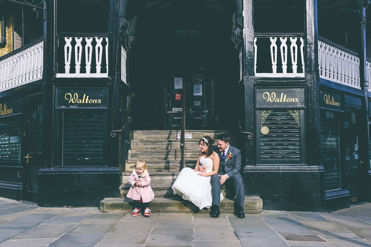 Oddfellows Chester Wedding Photography