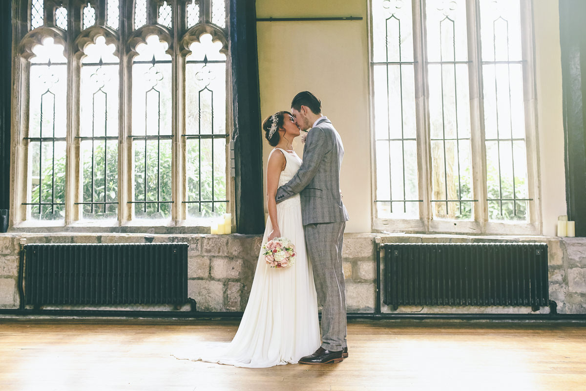 Salmesbury Hall Wedding Photography