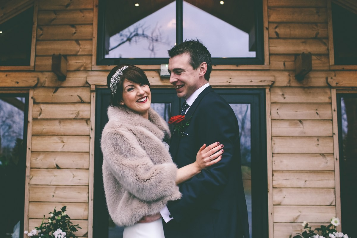 Styal Lodge Winter Wedding