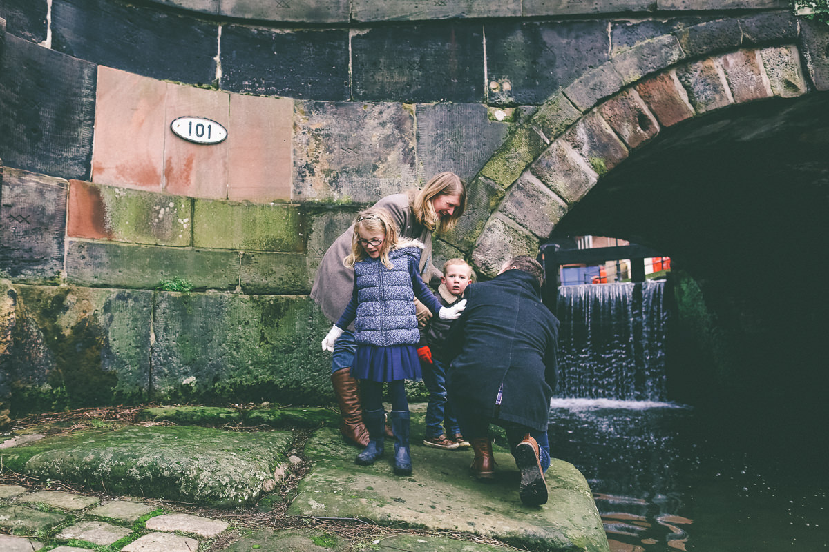 Castlefield Family Photography