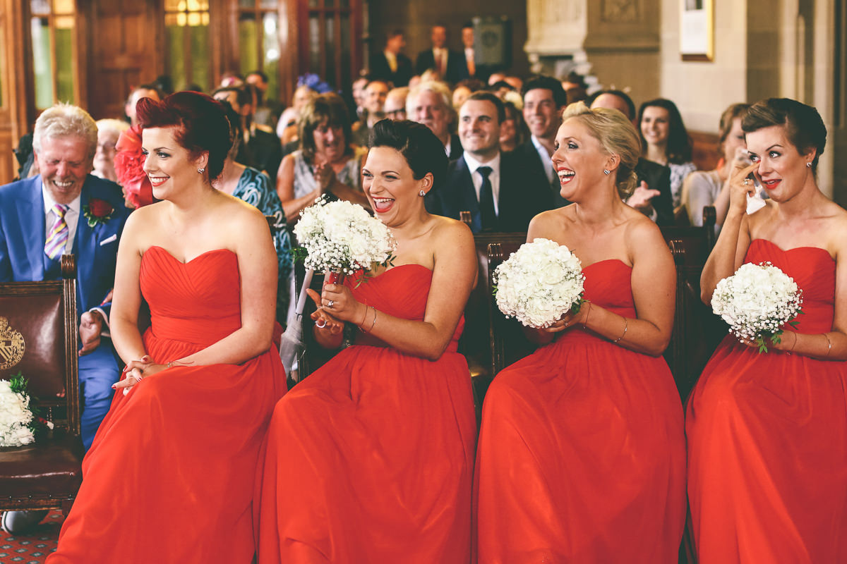 Bridesmaids-in-Red