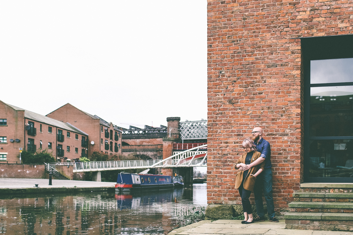 Castlefield Wedding Photographer
