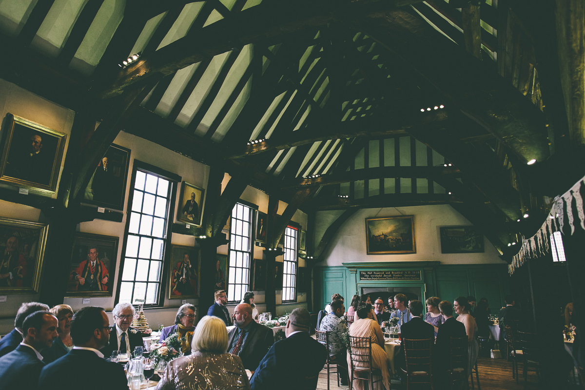 Merchant Adventurers Hall Wedding Photography