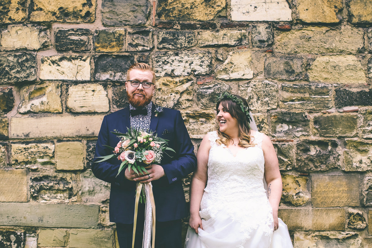 Wedding at The Merchant Adventurers' Hall