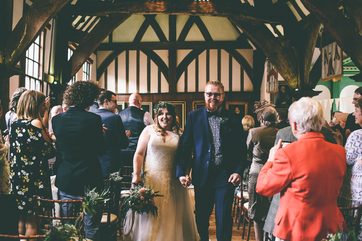 Spring Wedding Merchant Adventurers Hall