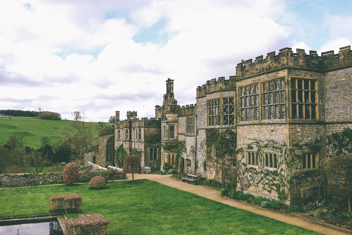 Haddon Hall Wedding Photographer