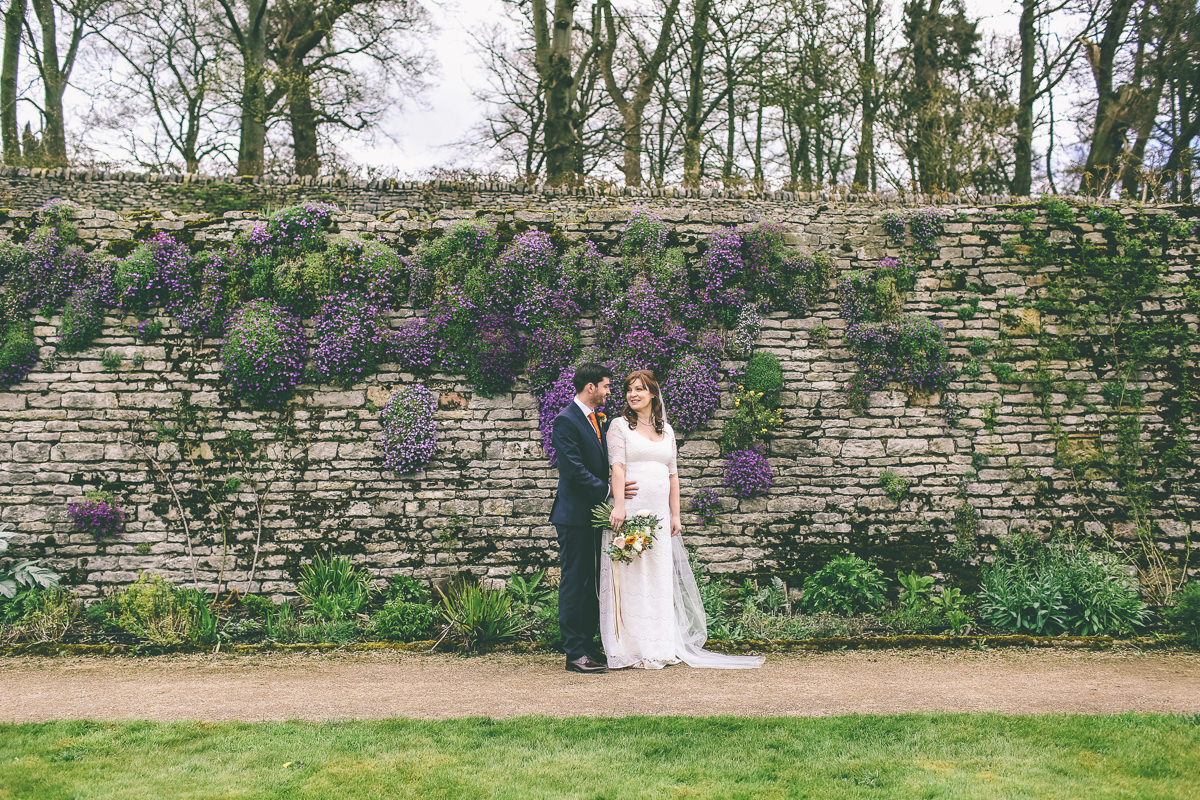 Wedding Portraits at Haddon Hall
