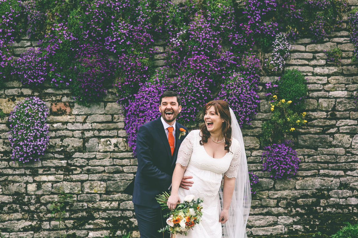 Peak District Spring Wedding