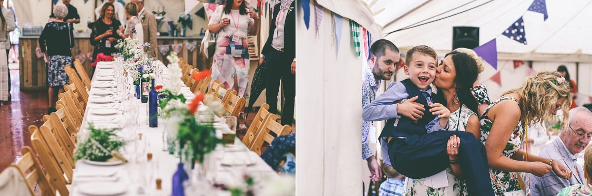 Colourful Festival Wedding