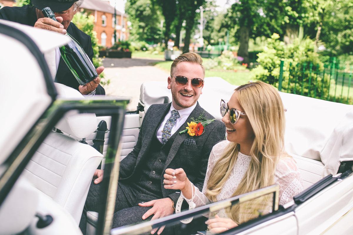 Manchester Creative Wedding Photography