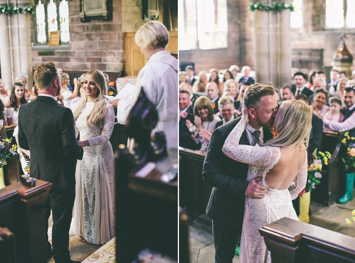 Manchester Creative Wedding Photographer